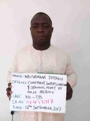 Man Arraigned For Using Female Facebook Account For N1.5 Million Fraud (Photo)